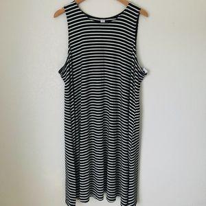 Old Navy Sleeveless Jersey Swing Dress XXL
